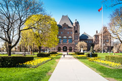 Ontario Legislative Building Stock Images