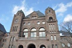 Ontario legislative building Stock Photography