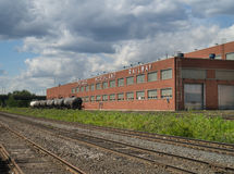 Ontario Northland Railway Stock Photography