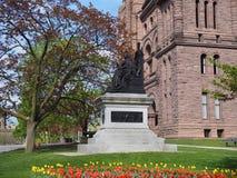 Ontario parlamentu budynek Zdjęcia Stock