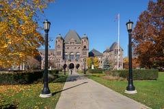 Ontario Provincial Parliament Building, Stock Photography