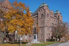 Ontario Provincial Parliament Building Stock Photos