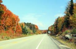 Ontario Road Stock Photos