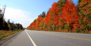 Ontario Road Stock Images