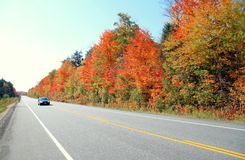 Ontario Road Stock Photography