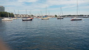 Ontario sjö Fotografering för Bildbyråer