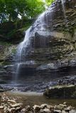 Ontario Waterfall Royalty Free Stock Photography