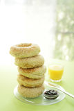 Ontbijt stock fotografie