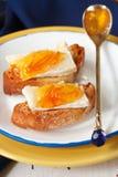 Ontbijt. Royalty-vrije Stock Afbeeldingen