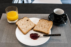 Ontbijt Royalty-vrije Stock Foto's