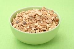 Ontbijt - musli royalty-vrije stock foto's