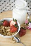 Ontbijt op bovenkant Stock Fotografie