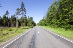 Ontbossing en registreren stock afbeeldingen