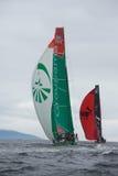 Ontdek de Race van de in-Haven van Ierland Royalty-vrije Stock Foto