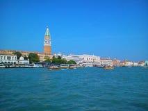Ontdek de stad van Venetië, Italië Betovering, uniciteit en magisch stock foto's
