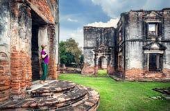 Ontdek van Oud Thailand royalty-vrije stock afbeelding