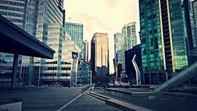 Ontdek Vancouver royalty-vrije stock fotografie