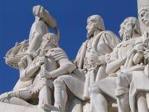 Ontdekkingen - Portugal Royalty-vrije Stock Afbeeldingen