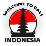 Onthaal aan Bali Royalty-vrije Stock Foto