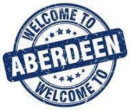 Onthaal aan de zegel van Aberdeen Stock Foto's