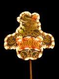 Onthaal aan het circus Royalty-vrije Stock Afbeeldingen