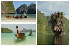 Onthaal aan Thailand Royalty-vrije Stock Fotografie