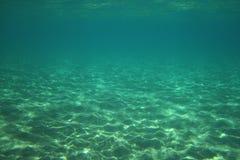 Ontruim onder wateroverzees in Griekenland Stock Afbeelding