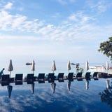 Ontspan en geniet van uw Vakantie Stock Afbeeldingen