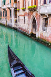 Ontspannend in Venetië, Italië Stock Foto