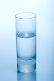 Ontsproten van wodka Stock Fotografie