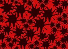 Ontwerp 1 van het patroon vector illustratie