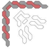 ontwerp element Royalty-vrije Stock Fotografie