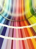 Ontwerp met kleur Royalty-vrije Stock Foto