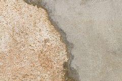 Ontwerp van cementmuur voor patroon Royalty-vrije Stock Afbeeldingen
