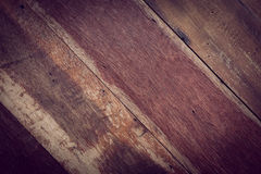 Ontwerp van de houten uitstekende textuur van de muurstijl Royalty-vrije Stock Afbeeldingen