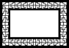 Ontwerp van een frame royalty-vrije illustratie