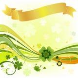 Ontwerp voor de St. Patrick Dag Royalty-vrije Stock Fotografie