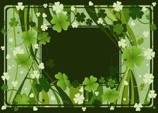 Ontwerp voor St. Patrick Dag Royalty-vrije Stock Foto