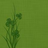 Ontwerp voor St. Patrick Dag. Stock Afbeeldingen