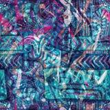 Ontwerp voor vierkante zak, sjaal, textiel vector illustratie
