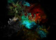 Ontwerpachtergrond abstracte #16 Stock Afbeeldingen