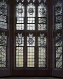 Ontwerper Window Scene royalty-vrije stock afbeelding