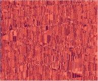 Ontzagwekkende 'tapijt 'roze en rode kleuren vector illustratie