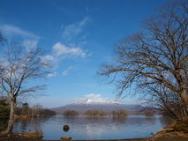 Onuma Quasi National Park. In Hokkaido Stock Photography