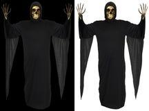 Onverbiddelijke Maaimachine, Halloween, Geïsoleerd Kwaad, Stock Fotografie