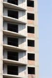 Onvolledige woningbouw Stock Foto