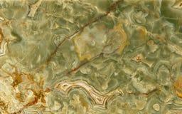 Onyksowy Verde talerz Fotografia Stock