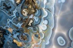 Onyx astratto - struttura minerale Immagine Stock