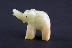 Onyx elephant Stock Photography