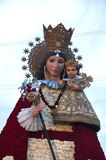 Onze Dame van Achtergelaten in Valencia royalty-vrije stock afbeeldingen